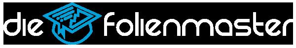 Das Logo der Folienmaster aus Hamburg